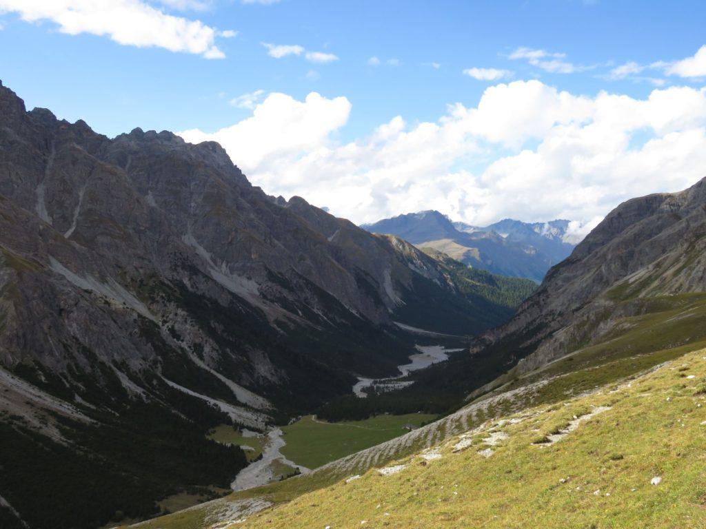 Vistas a la valle