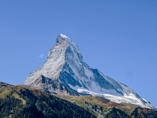 Matterhorn, Suiza