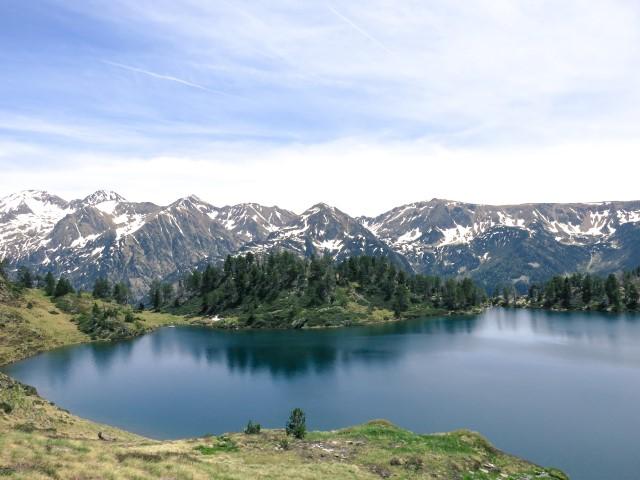 Lago Naorte Pirineos