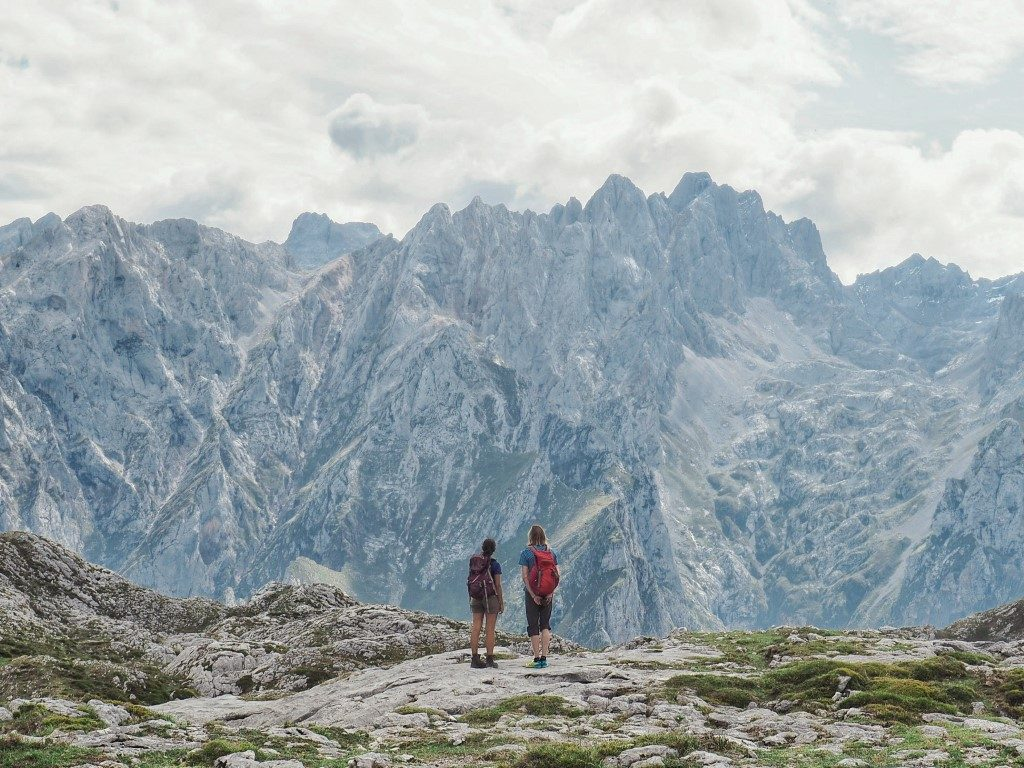 Vega de Ario - Picos de Europa Asturias