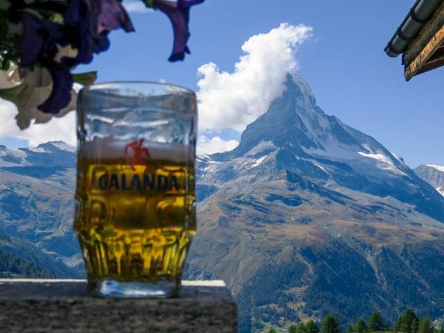 Matterhorn a la vista