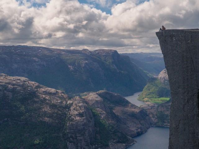 Preikestolen-Stavanger-Noruega