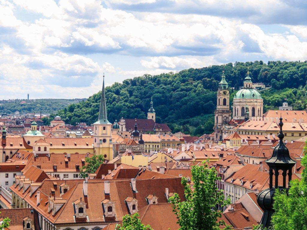 Ruta de una semana en la República Checa