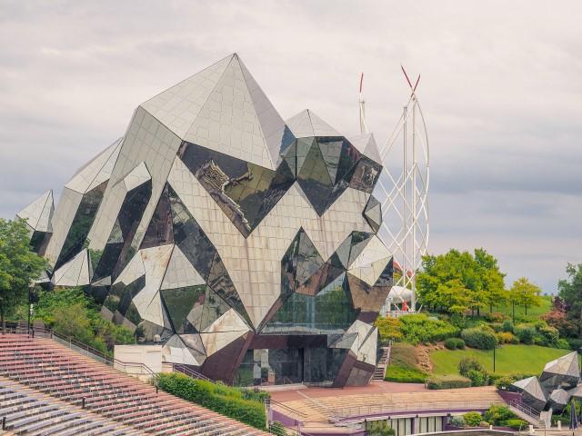 Futuroscope-Poitiers