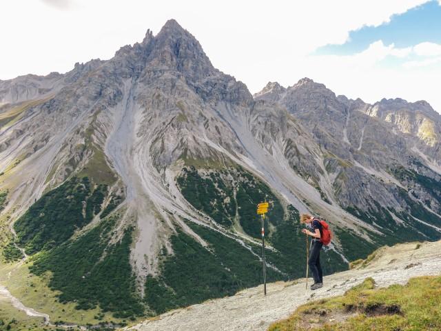 Val Minger en Suiza