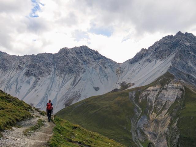 ruta por los Alpes suizos