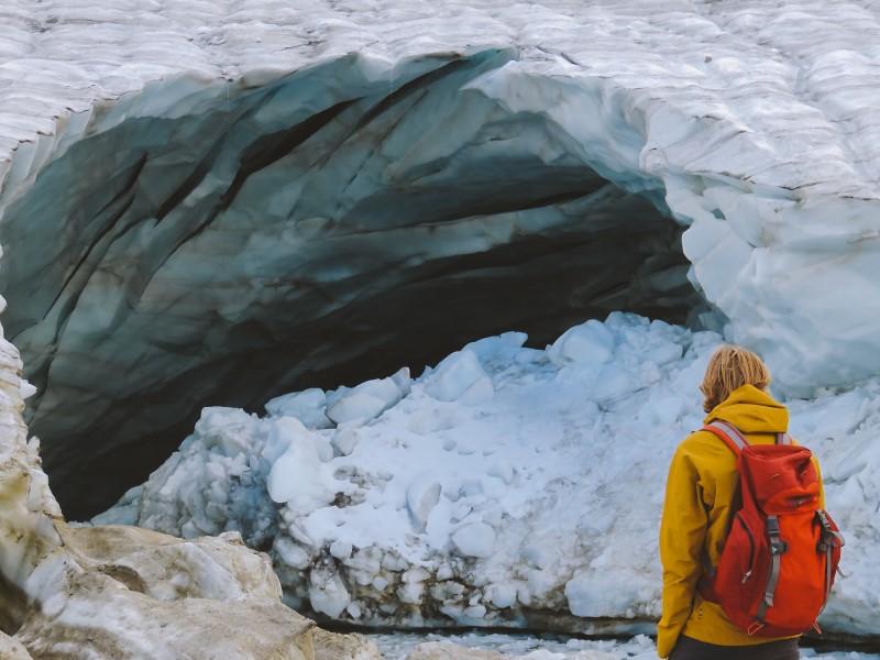 Glaciar Hinterux Austria