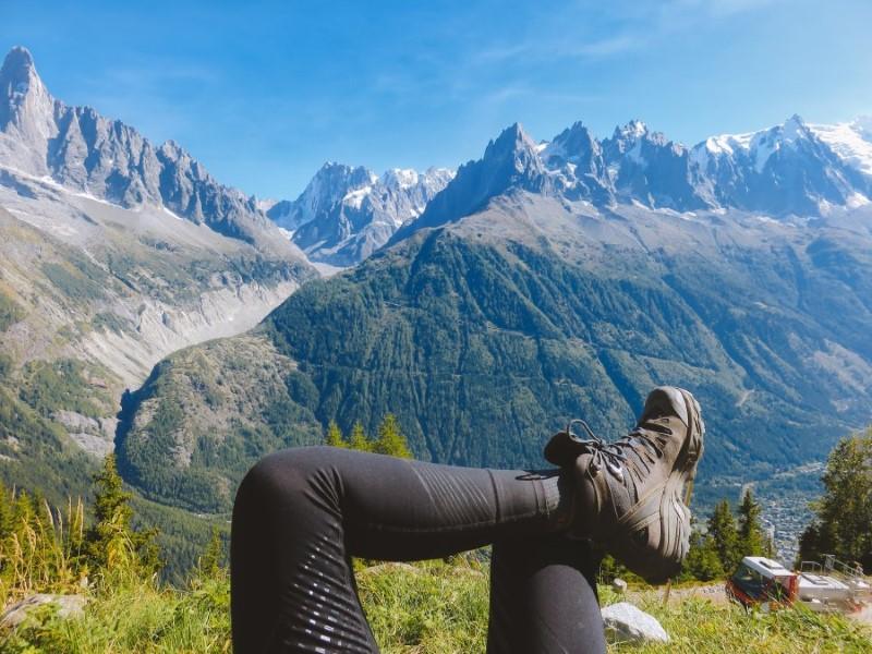 La flagere, Alpes