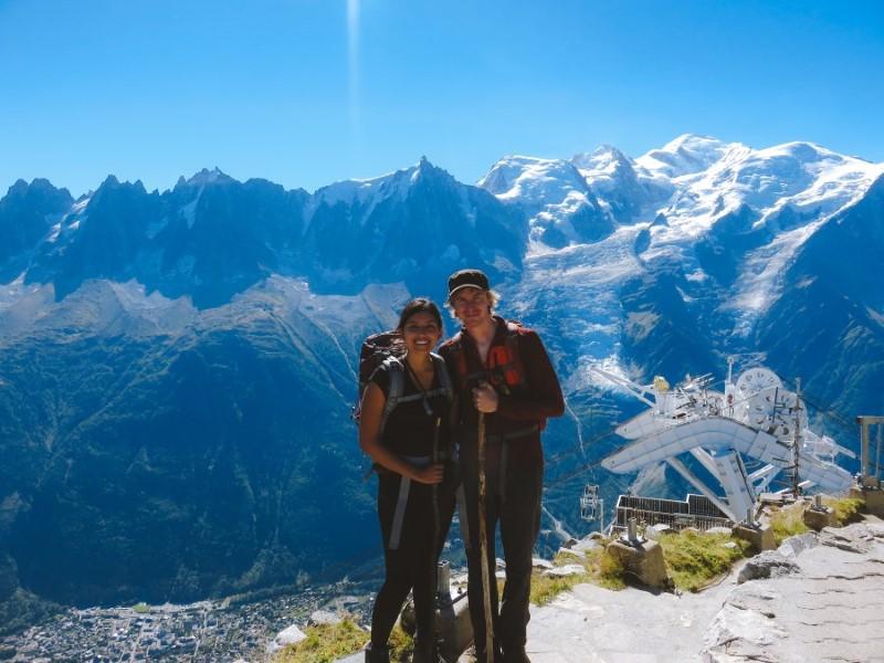 Le Brevent, Chamonix