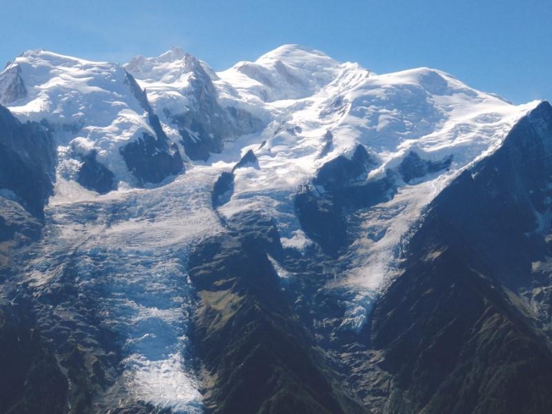 Montblanc, Alpes