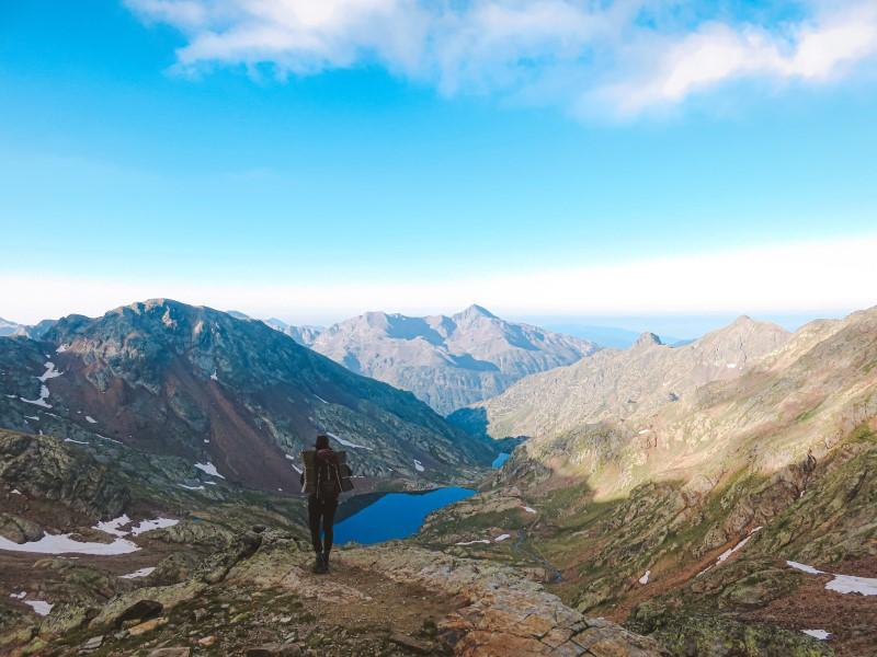Pica d'Estats Pirineo catalán
