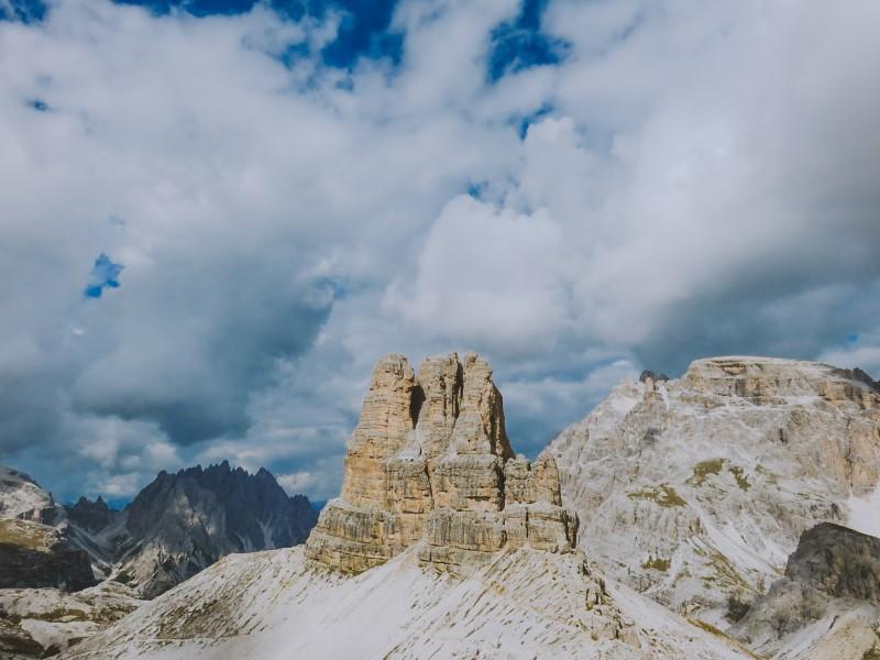Torre de Toblin, Dolomitas