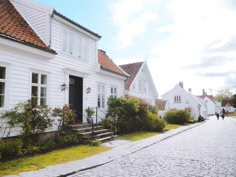 Stavanger ciudades de Noruega