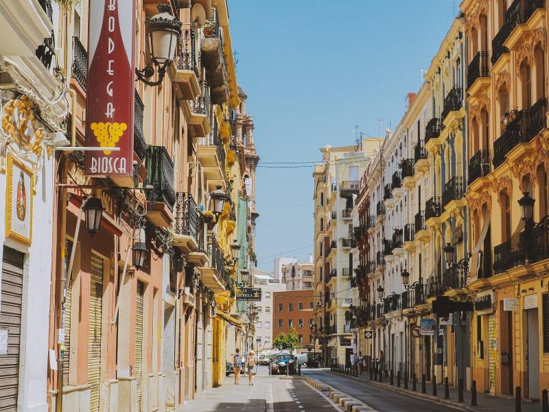 Barrio-Ruzafa-Valencia