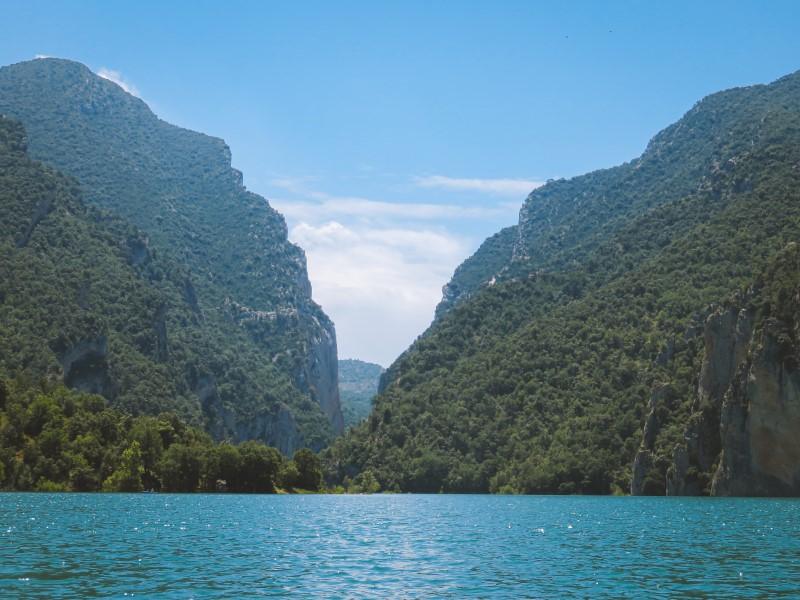 Rio Noguera Ribagorçana