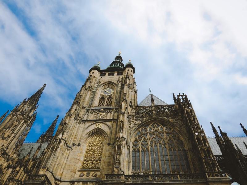 Catedral de San Vito Praga