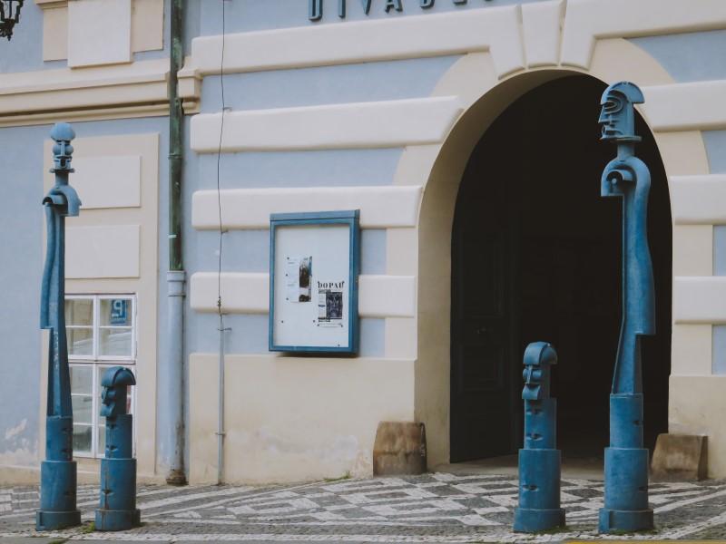 Conservatorio musical en Praga