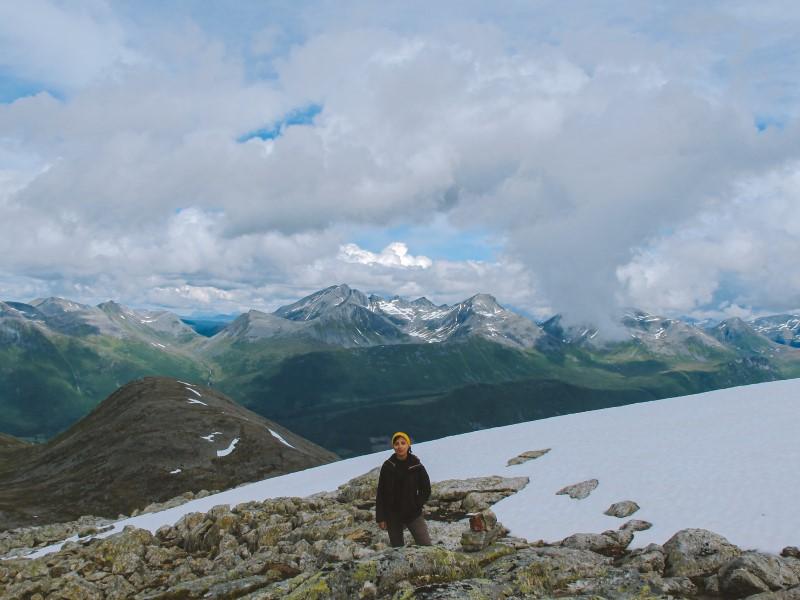 Cresta Romsdalseggen