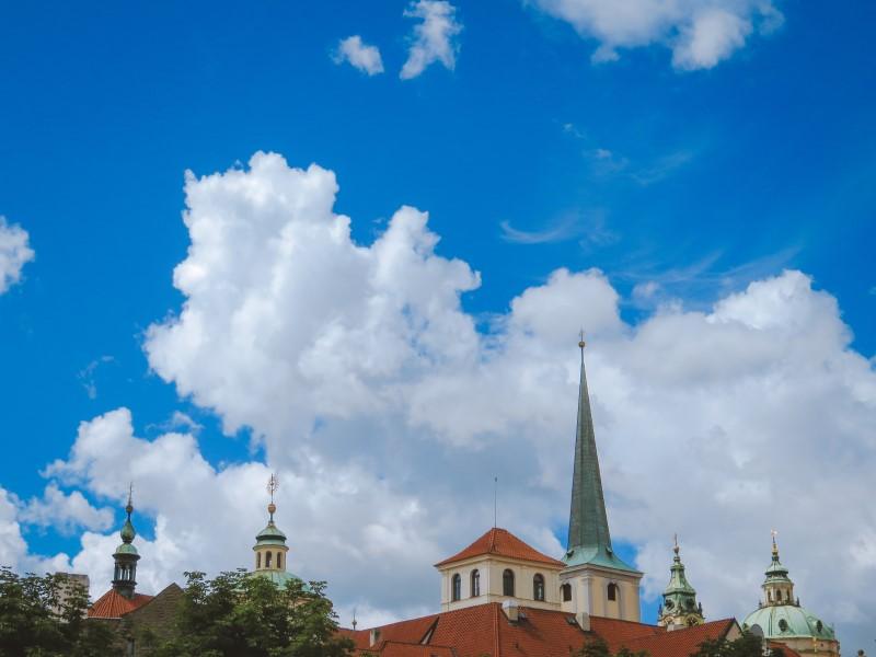 Praga, la ciudad de las cien agujas