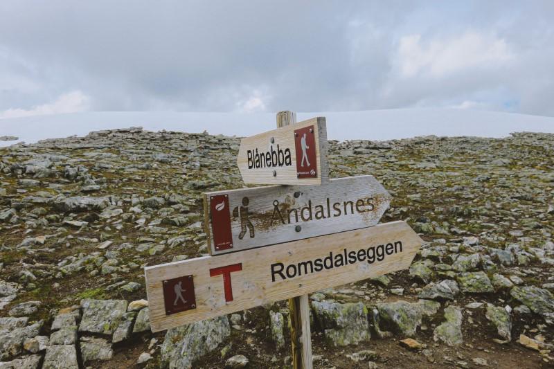 Romsdalseggen Blanebba