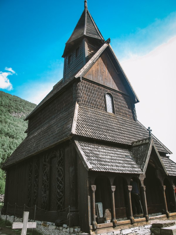 Iglesia de Urnes