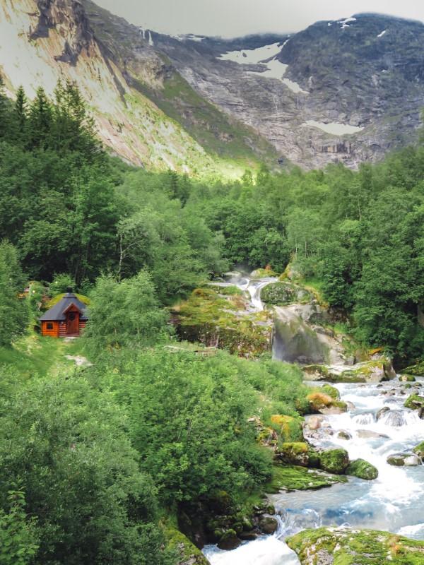 Lunde, Noruega