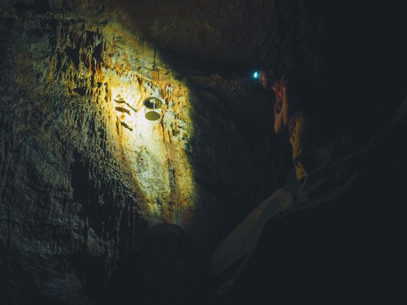 Cova Gran Avencs de la Febró